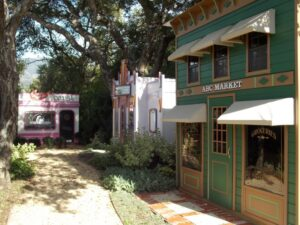 Playhouse Village (Montecito, CA)