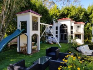Replica Playhouse & Playset, Newport Coast, CA