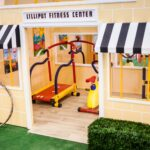 Uptown Collection, Fitness Center Playhouse