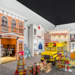 Village - Hudson house of play, Playhouse