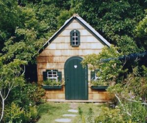 Wooden Playhouse (Martha's Vineyard, MA)