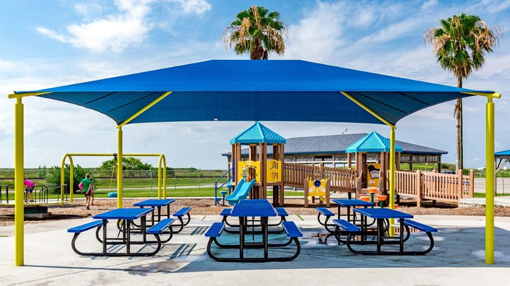 Shade Structure, Rectangle Hip Shade