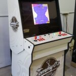 Custom video game console, custom video game, video games
