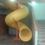 Indoor Slide: 10 Foot 6 Inches