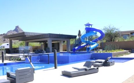 Pool Slide – Model PS 5900
