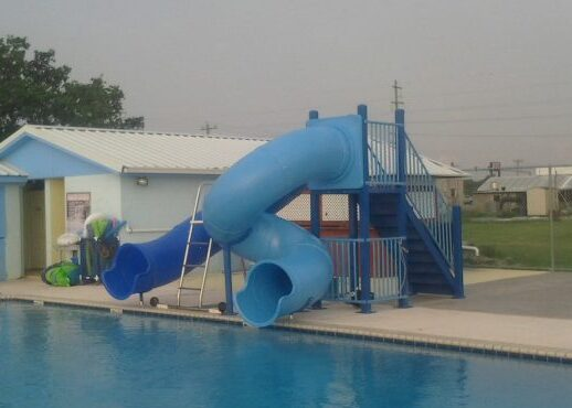 Pool Slide – Model PS 2100
