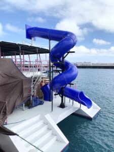 Custom Boat Slide (Bermuda)