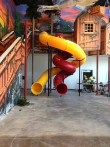 Indoor Slide 14 Foot 6 Inches (B)