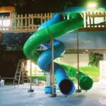 Indoor Slide: 14 Foot